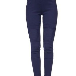 NWT Moto Style Jeggings